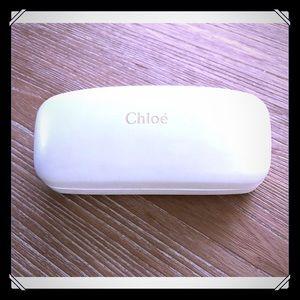 🚨NL🚨 Authentic Chloe Sunglass Case